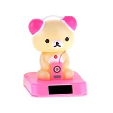 Маятник Мишка и ipod, розовый