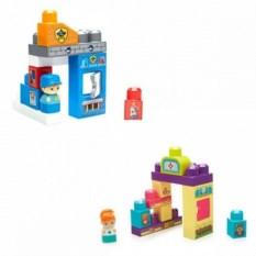 Маленькие игровые наборы-конструкторы MegaBloks