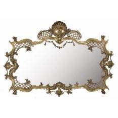 Зеркало в золотой раме Дон Луиш