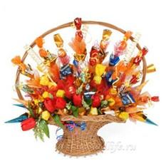 Букет из конфет Осенняя ностальгия