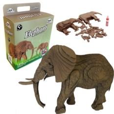 3D-пазл «Слон»
