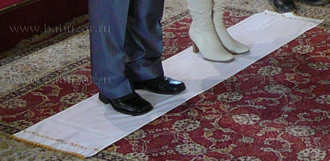 Рушник свадебный (Венчальный)