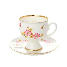 Чайный фарфоровый сервиз Волшебница