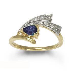 Кольцо «Мирра»