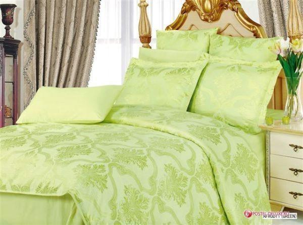 Постельное белье Afrodit Green