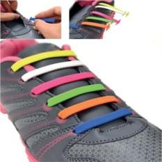 Силиконовые шнурки (6 шт.)