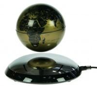 Настольный сувенир «Планета», золотисто-синий
