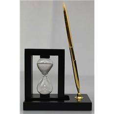 Песочные часы с набором для письма