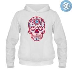 Кенгурушка утепленная Bayern мексиканский череп 68285