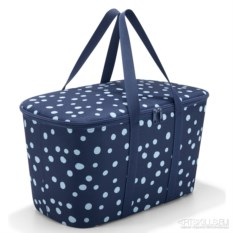 Термосумка Coolerbag spots navy