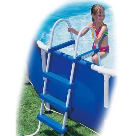 Лестница INTEX для бассейна, высота  91 см.