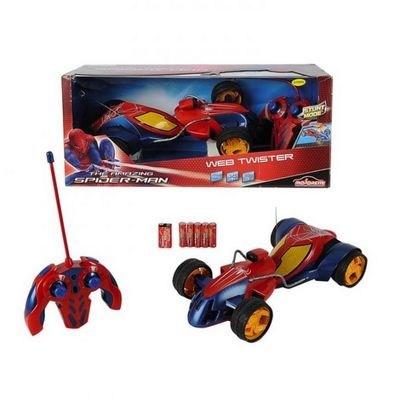 Автомобиль на радиоуправлении Человек паук, Majorette