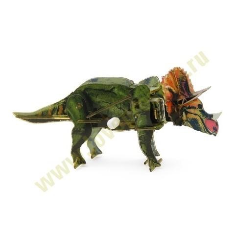 Механическая головоломка «Динозавр»