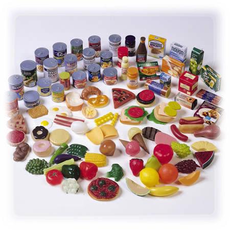 Игрушечные продукты питания