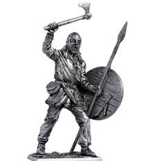 Оловянный солдатик Викинг, 9-10 вв.