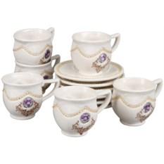 Чайный набор из 12 предметов Rosenberg