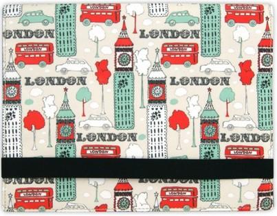 Чехол для iPad Bookcare Лондонмания