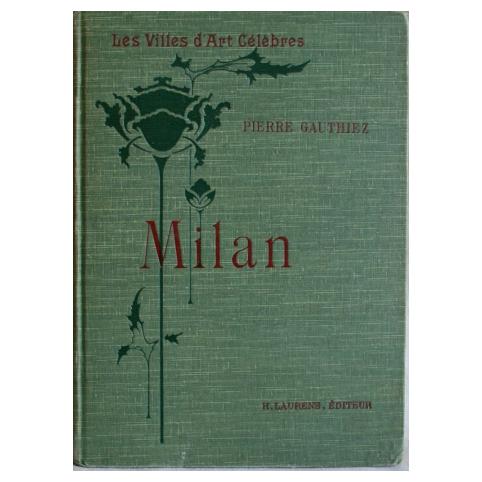 Книга «Милан»