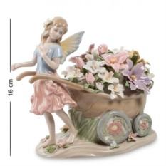 Музыкальная статуэтка Цветочная Фея (Pavone)