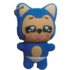 Флешка Синий котенок  16ГБ