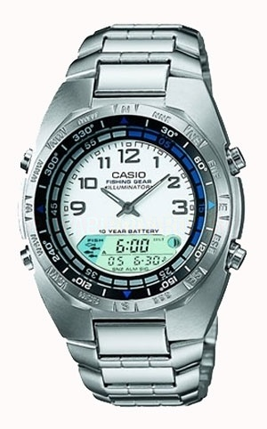 Наручные часы Casio Hunting and Fishing AMW-700D-7A