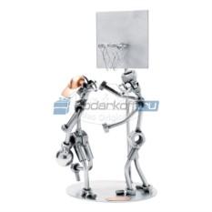 Статуэтка из металла Баскетбол