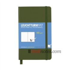 Скетчбук Leuchtturm1917 Pocket Sketchbook Army А6