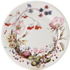 Десертная тарелка Gien Букет