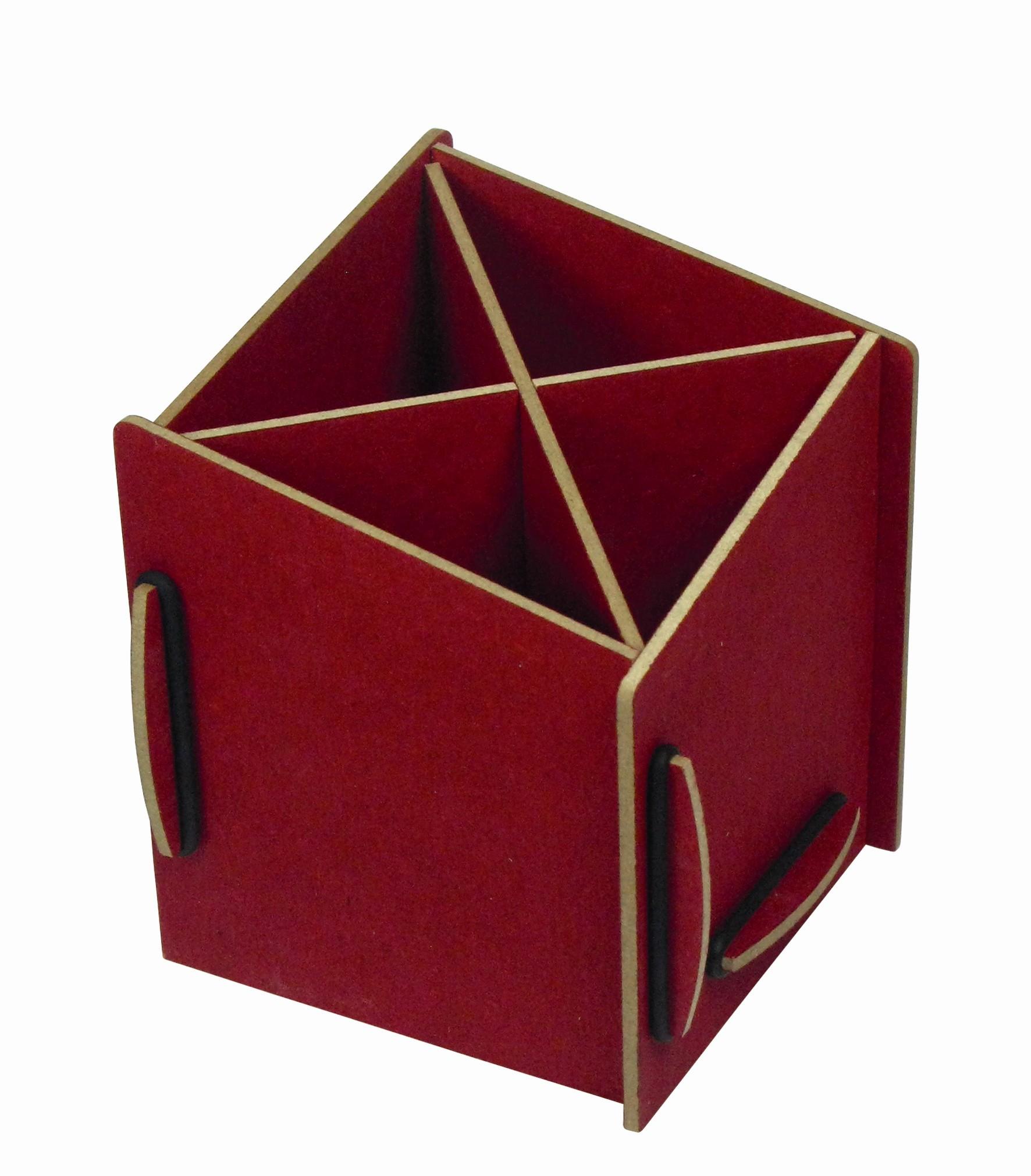 Красный penbox