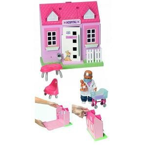 Клиника для кукол mini baby born