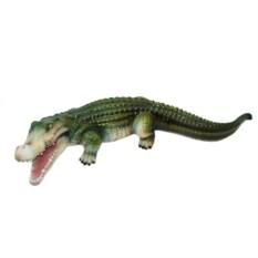 Декоративная садовая фигура Крокодил