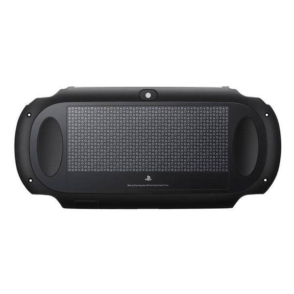 Задняя панель + тачпад Sony PS Vita Wi-Fi (черная)