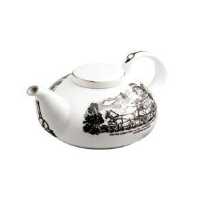 Чай чёрный в чайнике «Семейном»