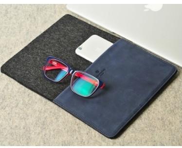 Чехол для MacBook Air 13 (Ocean-Coal)