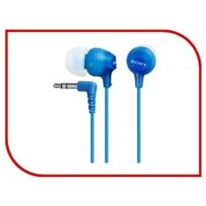 Наушники Sony MDR-EX15LP/Li Blue
