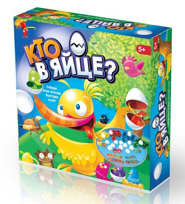 Настольная игра Кто в яйце? Longshore Limited