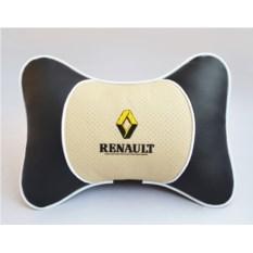 Подушка на подголовник Люкс, Renault