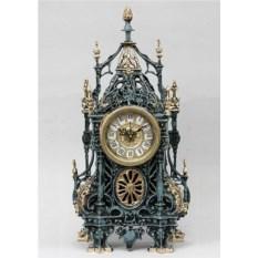 Часы из бронзы С ландышами
