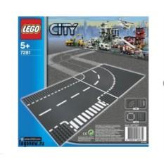 Конструктор Lego Т-образная развязка