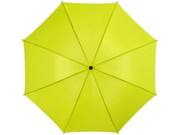 Противоштормовой механический зонт-трость