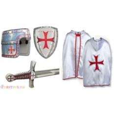 Карнавальный костюм мальтийского рыцаря