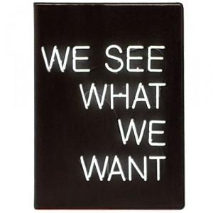 Обложка для паспорта What we see