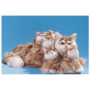 Игрушка «Кошки с подвижной головой»