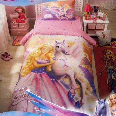 Комплект постельного белья BARBIE MAGIC PEGASUS