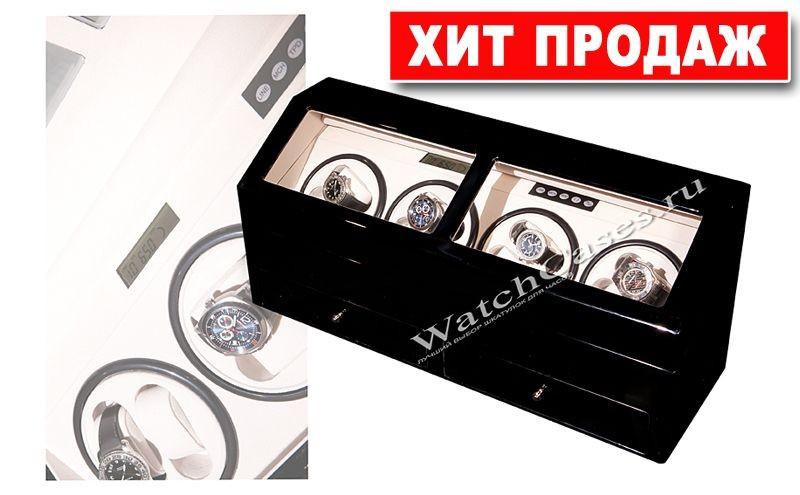 Шкатулка для часов с автоподзаводом и электронным табло