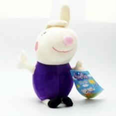 Мягкая игрушка Свинка Пеппа Кролик Ричард