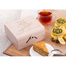 Подарочный набор мёда Для богатства