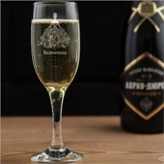 Бокал для шампанского Грация