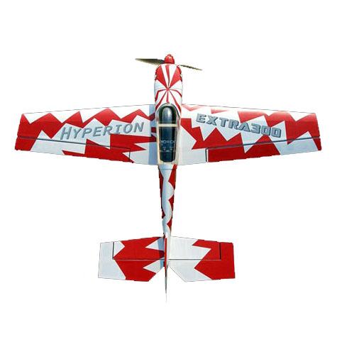 Радиоуправляемый самолет EXTRA 300 10