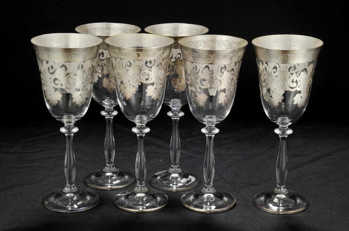 Набор бокалов для вина (6 шт)